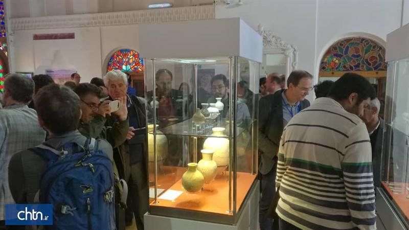 گشایش نمایشگاه یافته های باستان شناسی عصر آهن غرب ایران در موزه سنندج