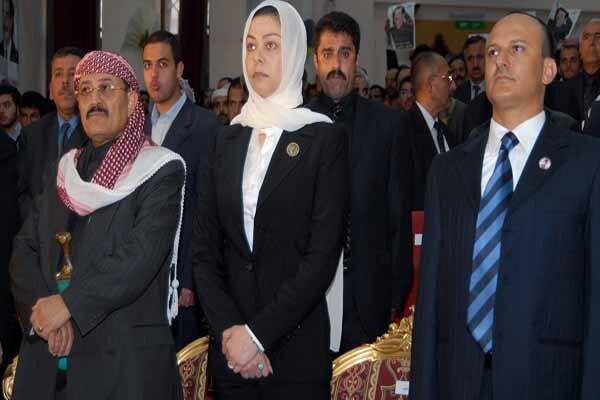 دیدار سفیر عربستان در اردن با رغد، دختر صدام به ریاض دعوت شد