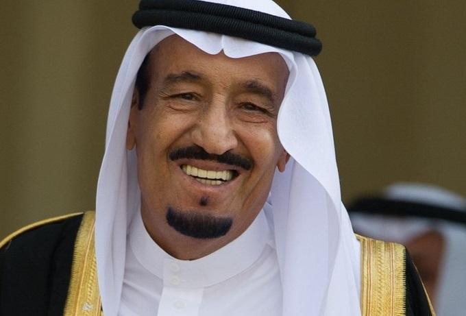 دلجویی ملک سلمان از رئیس جمهور آمریکا