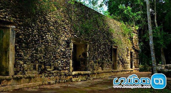 کشف بنای 1050 ساله اسرارآمیز در یوکاتان