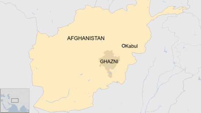 سخنگوی طالبان: یک هواپیمای نظامی آمریکایی در افغانستان سقوط کرده است