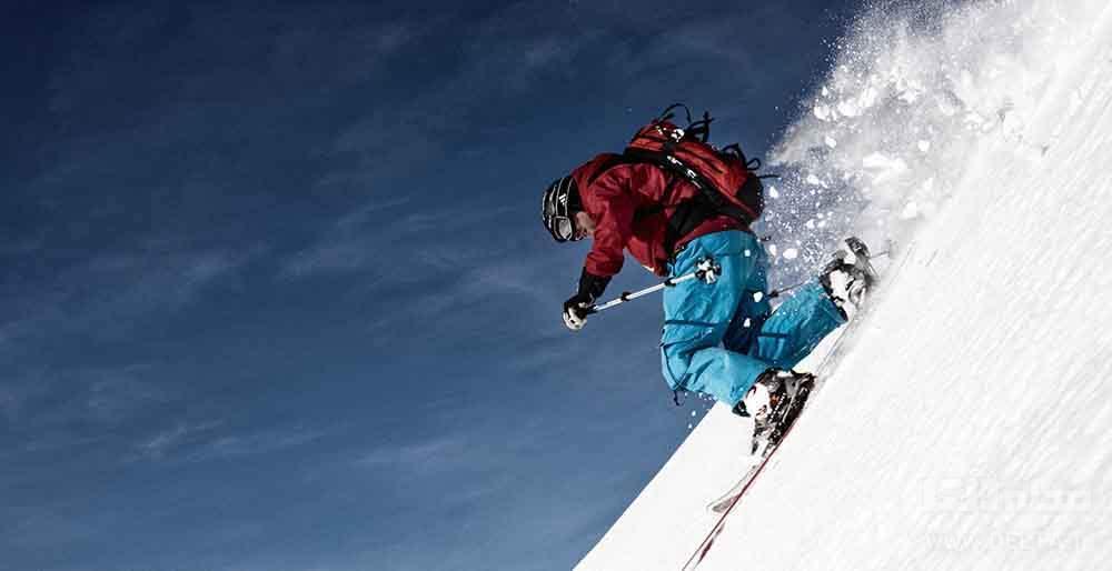 پیست اسکی خور ، حوالی تهران اسکی کنیم