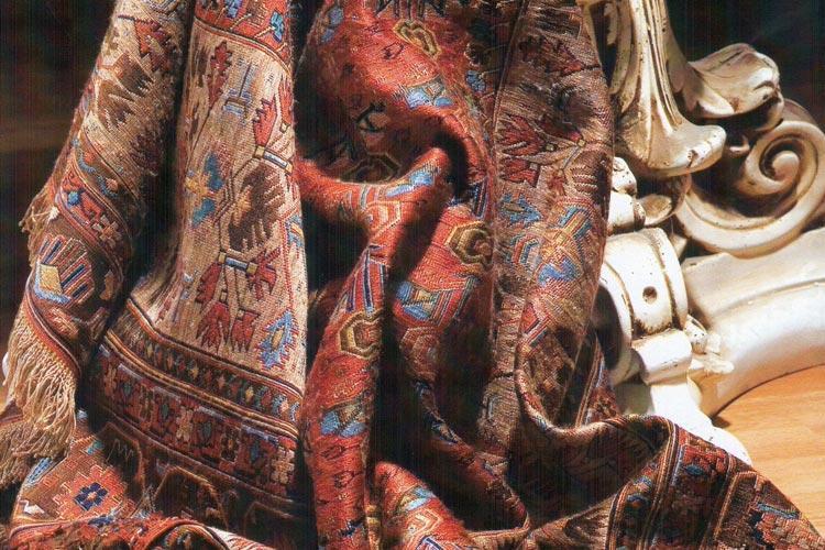 رونمایی از فرش های دیده نشده صفوی تا قاجار