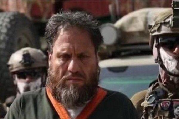 رئیس گروه تروریستی داعش در افغانستان دستگیر شد