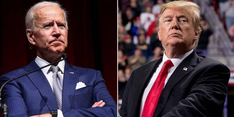 جو بایدن در نظرسنجیها کماکان از دونالد ترامپ جلوتر است