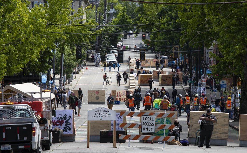 خبرنگاران تیراندازی در سیاتل آمریکا یک کشته داشت