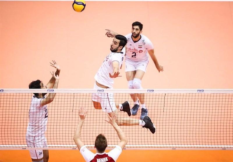 رنکینگ جدید فدراسیون دنیای والیبال اعلام شد، ایران همچنان در صندلی هشتم دنیا