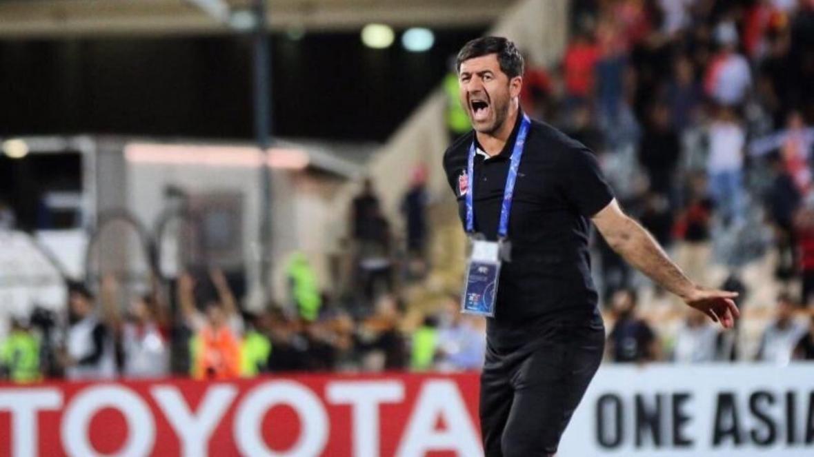 خبرنگاران باقری: قراردادی با فدراسیون فوتبال ندارم
