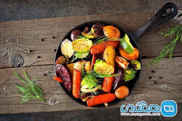 اگر در دوران کرونا به امید لاغری گیاهخوار شده اید، بخوانید!