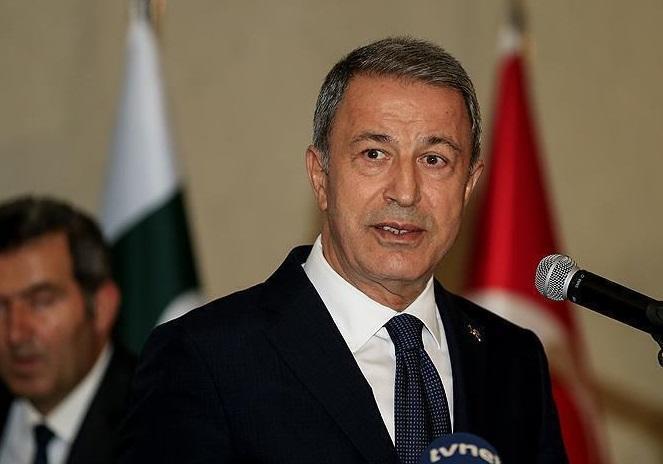 حلوصی آکار: ترکیه از حق حاکمیت اوکراین حمایت می کنیم