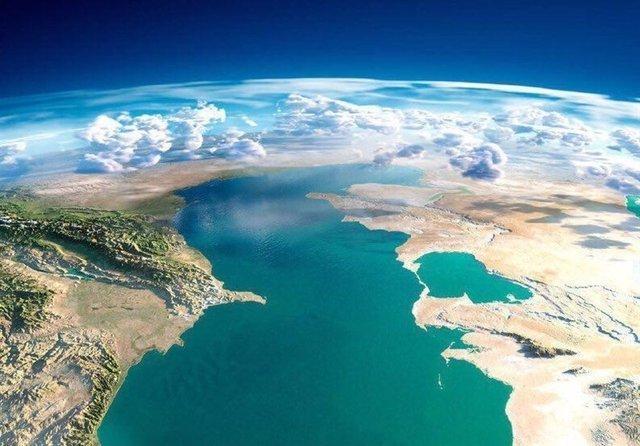 کاهش 4 سانتی متری تراز آب خزر در سال جاری، دو عامل مهم کاهش تراز آب