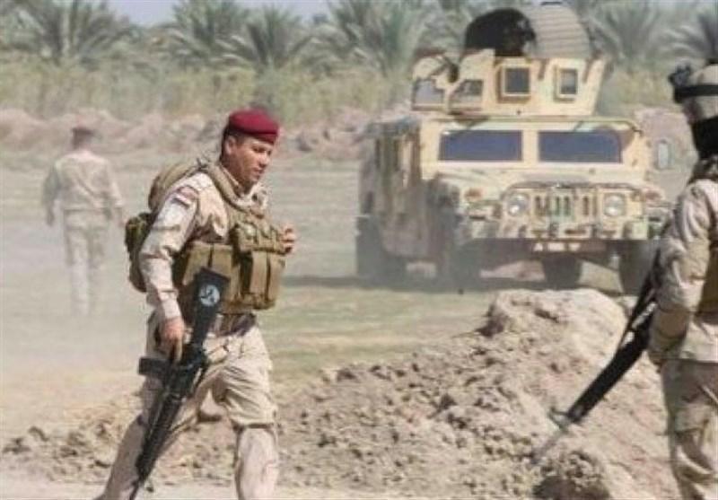 دستگیری 31 تروریست تکفیری در مرز سوریه و عراق