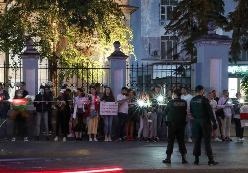 رایزنی دوباره پوتین و لوکاشنکو درباره بحران سیاسی در بلاروس