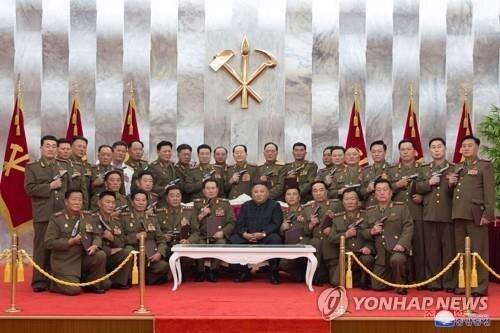 روزنامه دولتی کره شمالی خواستار وفاداری ارتش به خاندان کیم شد