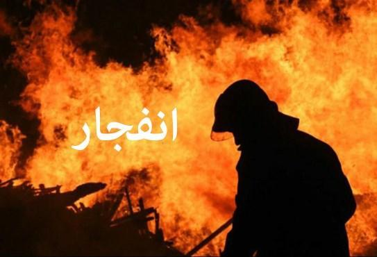 مصدومیت سه نفر در حادثه انفجار گاز شهری در تبریز