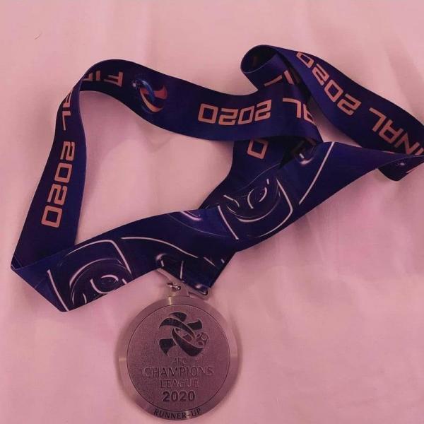 مدالی که پرسپولیس دوست ندارد (عکس)