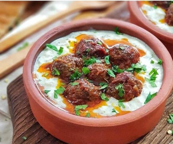 طرز تهیه غذای ترکی علی نازیک