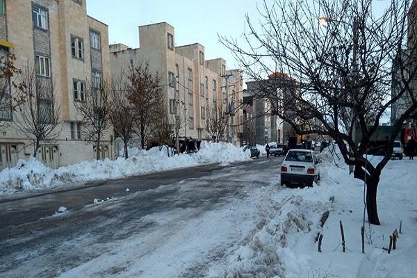 ورود سامانه بارشی تازه به کشور از 2 اسفند و بارش برف و باران
